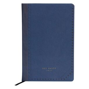 Blue Brogue A5 Notebook