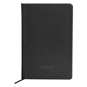 Monkian Black Brogue A5 Notebook