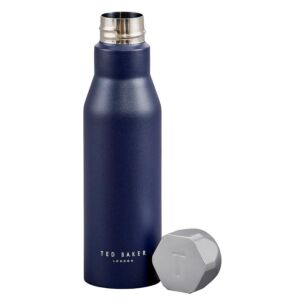 Ted Baker Navy Water Bottle