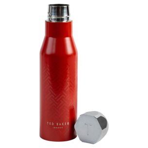 Orange T Insulated Water Bottle