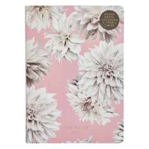 Pink Clove Notepad and Sticky Notes