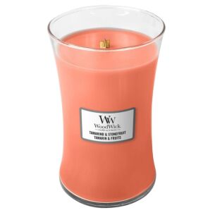 Tamarind & Stonefruit Large Hourglass Candle