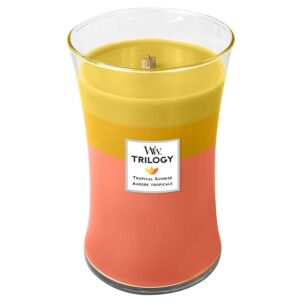 Tropical Sunrise Large Trilogy Candle