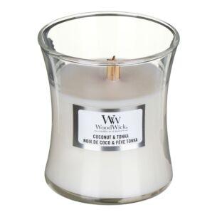 Coconut & Tonka Mini Hourglass Candle