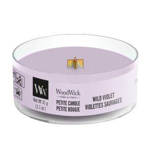 Wild Violet Petite Candle