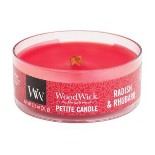 Radish & Rhubarb Petite Candle