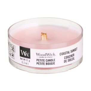 WoodWick Coastal Sunset Petite Candle
