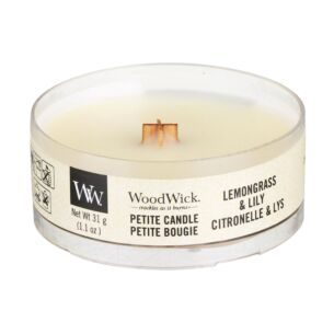 Lemongrass & Lily Petite Candle