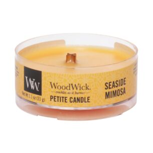 WoodWick Seaside Mimosa Petite Candle
