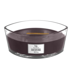 Black Plum Cognac Hearthwick Ellipse Candle
