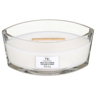 White Tea & Jasmine Hearthwick Ellipse Candle