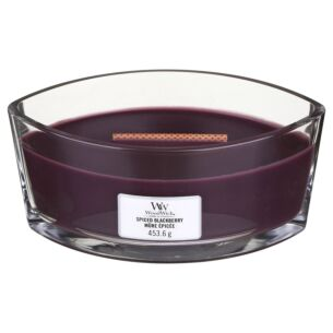 Spiced Blackberry Hearthwick Ellipse Candle
