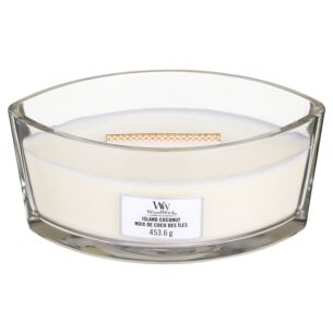 Island Coconut Hearthwick Ellipse Candle