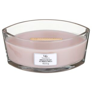 Vanilla and Sea Salt Hearthwick Ellipse Candle