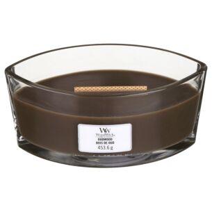 Oudwood Hearthwick Ellipse Candle