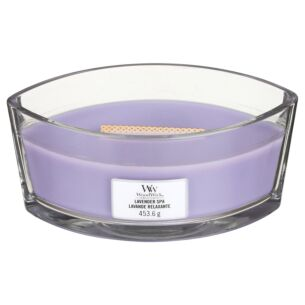 Lavender Spa Hearthwick Ellipse Candle