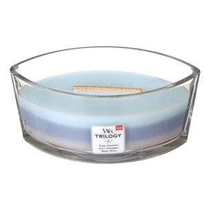 Woven Comforts Hearthwick Ellipse Trilogy Candle
