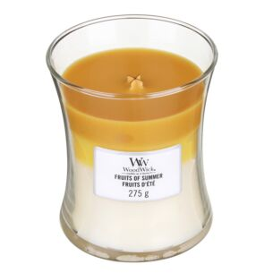 Fruits Of Summer Medium Trilogy Candle