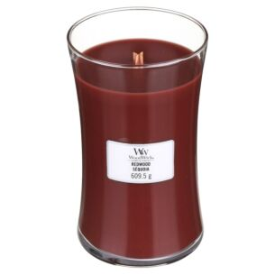 WoodWick Redwood Large Hourglass Candle