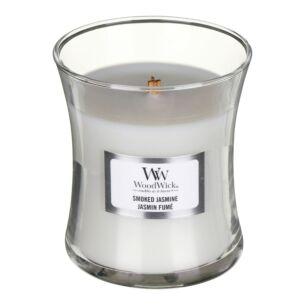 Smoked Jasmine Mini Hourglass Candle