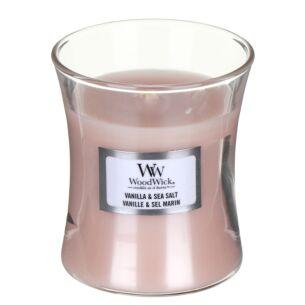 Vanilla & Sea Salt Mini Hourglass Candle