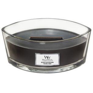 Black Peppercorn Hearthwick Ellipse Candle