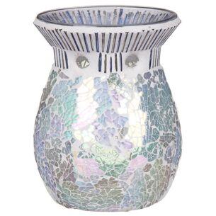 Glistening Glass Melt Burner