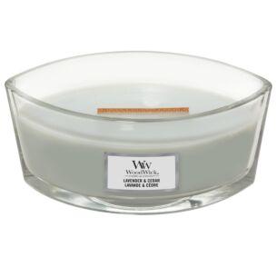 Lavender & Cedar Hearthwick Ellipse Candle