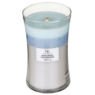 Woven Comforts Large Trilogy Candle