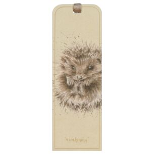 'Awakening' Hedgehog Bookmark