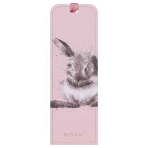 'Bath Time' Bunny Bookmark