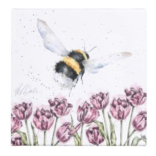 'Flight of the Bumblebee' Small Canvas