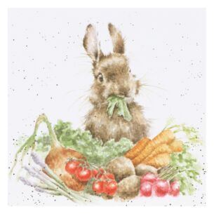 'Grow Your Own' Bunny Card