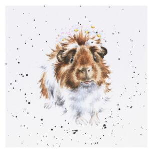 'Grinny Pig' Guinea Pig Card
