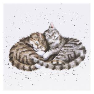 'Sweet Dreams' Cat Card