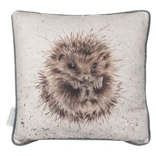 'Awakening' Hedgehog Cushion