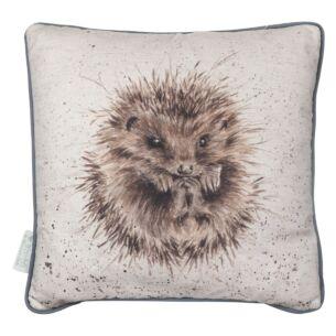 'Awakening' Hedgehog Cushion