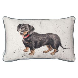 'Hugo' Dachshund Cushion