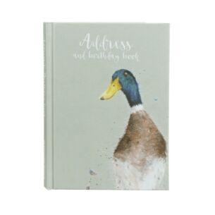 Duck Address & Birthday Book