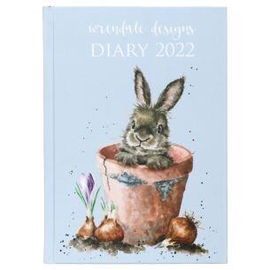 A5 Hardback 2022 Desk Diary