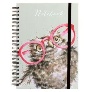 'Spectacular' A4 Spiral Bound Notebook