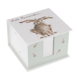 Hare Little Reminders Memo Block