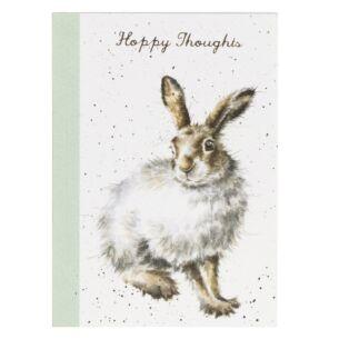 'Mountain Hare' A6 Notebook