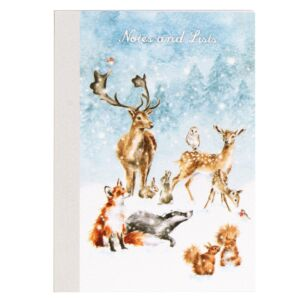 'Winter Wonderland' A6 Notebook