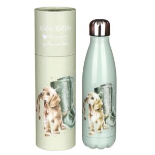 'Hopeful' Dog 500ml Water Bottle