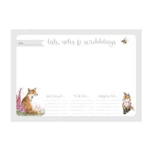 Fox Desk Pad
