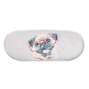'Louie' Pug Glasses Case
