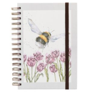 'Flight Of The Bumblebee' A5 Notebook
