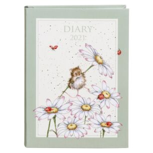 Flexi Illustrated 2021 Diary Planner