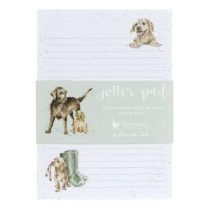 'A Dog's Life' Labrador Jotter Pad